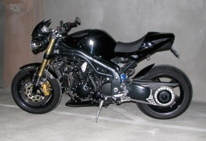 2007 Triumph Speed Triple Special Edition