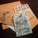 Halloween cards from Hello Lucky.