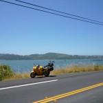 Tomales Bay.