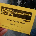 Dirtbag Challenge 2011 - People's Choice Ballot