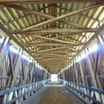Covered Bridge at Knight's Landing.