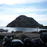 Morro Rock. Bigger than expected. Much bigger.
