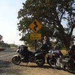 THE SIGN on Highway 36, Northern California.