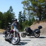 Highway 36 motorbike ride.