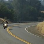 R1200R on Highway 36, Northern California.